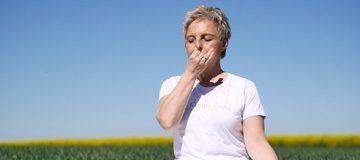 Richtige Atmung (Pranayama)